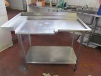 Stainless Steel Dishwasher Slide