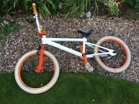 Custom BMX bike bicycle