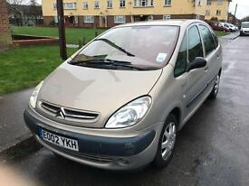 Citroen Xsara Picasso 1.6 SX manual MPV