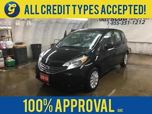 2015 Nissan Versa Note SV*BACK UP CAMERA*BLUETOOTH PHONE/AUDIO*P