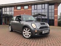 Mini Cooper S - Supercharged - New MOT - Only 60K Miles! 1.6 Petrol - R53 / R56 - Not Clio 172 182
