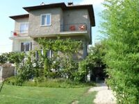 Large renovated 5 bedroom, 2 bathroom, 5 terraces home for sale in Bulgaria with large plot of land.