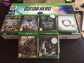 Xbox 1 Games Bundle