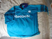 neath away 1990s rugby jersey reebok/wales/..collect aberbargoed