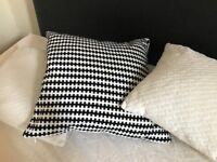 3 decor pillows