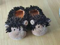 Slippers baby size 6