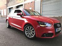 Audi A1 2012 1.6 TDI Sport 3 door 1 YEAR WARRANTY, 1 OWNER, FSH, LOW MILES, £20 ROAD TAX, BARGAIN