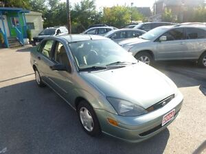 2004 Ford Focus SE   NO ACCIDENTS   ALLOY RIMS  