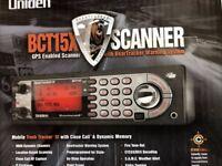 UNIDEN BCT15X RADIO SCANNER