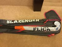Girls hockey stick with bag