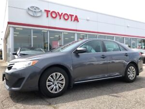 2014 Toyota Camry LE, Off Lease, Back Up Camera, Bluetooth