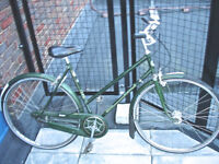Gorgeous Dutch Style 3 speed bike, serviced and ready to ride