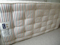 STANDARD SINGLE ORTHOPAEDIC MATTRESS - SUPERB CONDITION