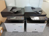Samsung CLX 6260FW Printers x 2 with Ink Cartridges