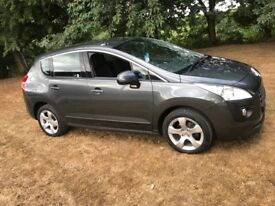 stunning example low mileage 2013 peugeot AUTO 3008 for sale