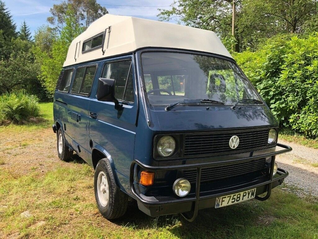 a481575485 Stunning Vintage VW Campervan - Open to reasonable offers