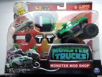 Monster Trucks - Monster mod Shop toy Monster Truck - official film merchandise