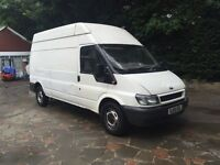 Ford transit 2006 long wheel base high top