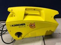 Karcher Electric pressure washer working but no lance or pressure gun