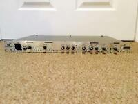 RARE Focusrite Platinum Trakmaster Vocal & Instrument Channel Strip 1u Rack Unit