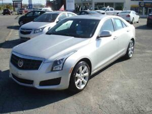 2014 CADILLAC ATS SEDAN AWD