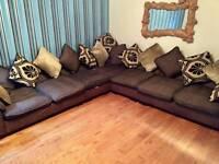 Sfs corner sofa