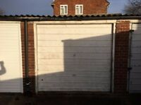 Lock-up Garage available to rent, Pauls Dene, Salisbury