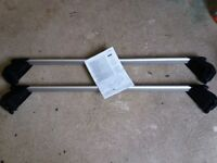 Ford Smax Aluminium Roof Bars for cars with Panoramic roof (2006 to 2015)