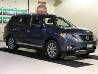 2014 Nissan Pathfinder SL A/C CUIR MAGS BLUETOOTH 7 PASSAGERS