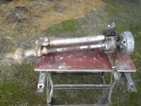 British Seagull Classic Outboard Engine Project - believed to be a Forty Plus