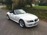 Collectors condition - BMW Z3 1.9 - Only 81K and 4 previous owners - New MOT with no advisories