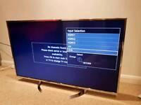 """Panasonic 49"""" 4k LED TV - TX-49DX650B"""