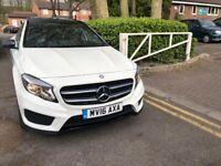 Mercedes-Benz, GLA, Estate, 2016, Semi-Auto, 2143 (cc), 5 doors