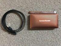 Harman Kardon Esquire Mini Portable Speaker in Brown