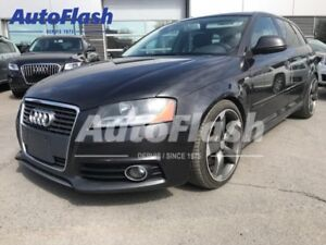 2009 Audi A3 Premium *S-Line *Quattro *Paddle-Shift *Clean!