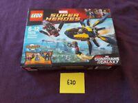 Lego Marvel Superhero Sets