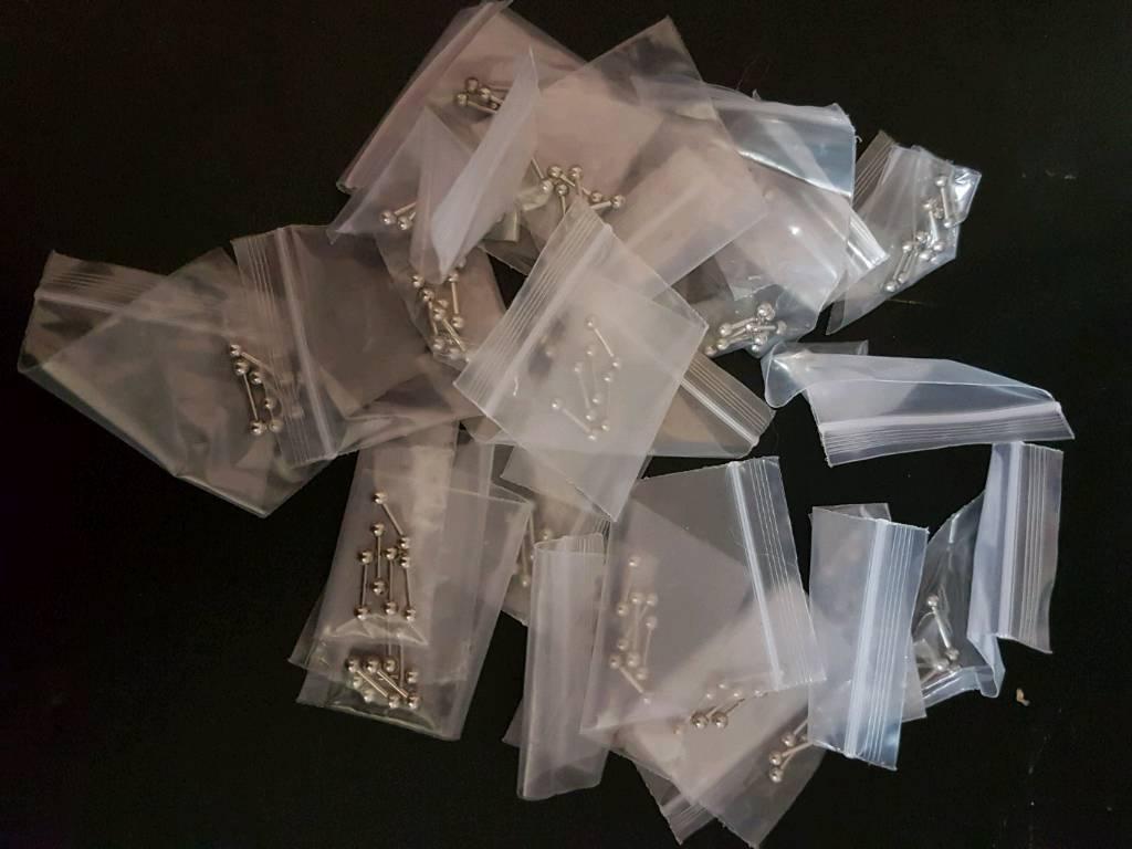 New piercings 100