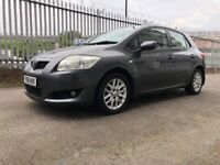 Toyota Auris 1.6 TR Multimode 5dr - Automatic - 2 Former Keepers - Full Service His