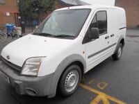 2005 FORD TRANSIT CONNECT 18 LX TDCI PANEL VAN AIRCON YEAR MOT ELECTRIC PACK VGC