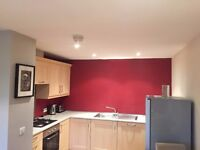 Two bedroom fully furnished luxury apartment to let with secure parking Dunmurry