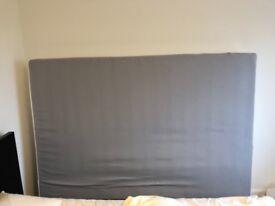 Super king size mattress excellent condition