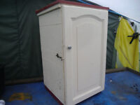 SMALL KITCHEN CUPBOARD IDEAL UPCYCLING PROJECT