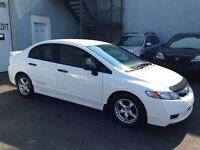 2010 Honda Civic DX - 5vits - MAGS - TOUT EQUIPE - D'OCCASION