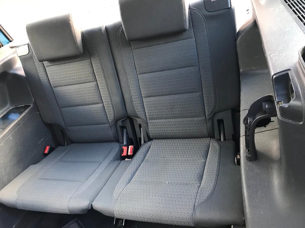 Touran back seats