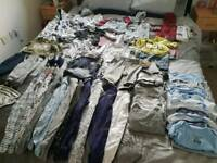 6-9 months big bundle of clothes
