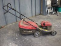 LAWN MOWER - MOUNTFIELD - SELF PROPELLED - 46CM ROTARY - PETROL RV 150