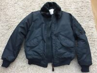 FREE !! Jacket blue/green size small