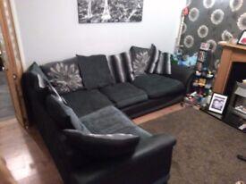 Corner sofa large