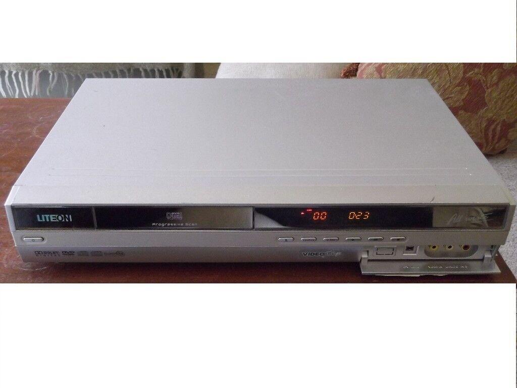Liteon LVW-5006 Dolby Digital DVD player/recorder
