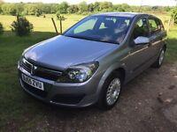 2005 Vauxhall Astra 1.4 MOT April 2018, Full Service History